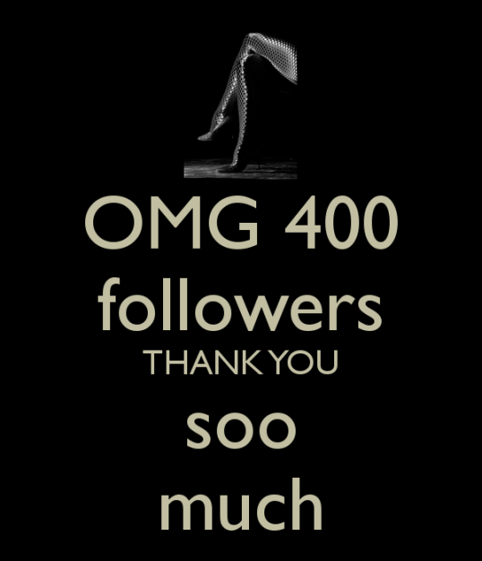 Blog Post-8-3-2016-400 Followers